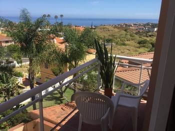 Bild från Apartment With one Bedroom in Puerto de la Cruz, With Wonderful sea View, Furnished Terrace and Wifi - 2 km From the Beach, Hotell i Spanien